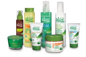 Aloe Treasures (Cosmetics with Organic Aloe Vera)