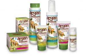 Argan Treasures (Cosmetics With Organic Argan Oil)
