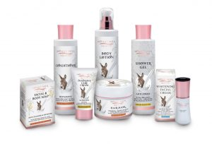 Donkey Milk Treasures (Cosmetics with Greek Organic Donkey Milk)